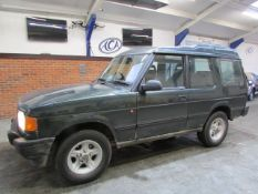 1996 L/Rover Discovery TDI