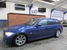 10 10 BMW 320D M Sport