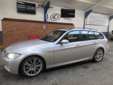 06 06 BMW 330D M Sport Touring Auto