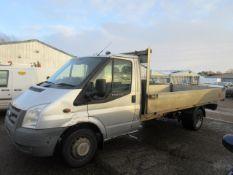 10 10 Ford Transit 140 T350L RWD