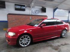 04 04 BMW 318CI Sport Coupe