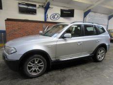 04 04 BMW X3 SE Auto