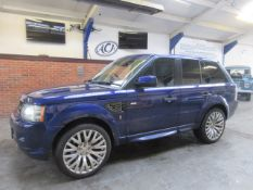 61 10 Range Rover SP HSE TDV8