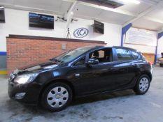 12 12 Vauxhall Astra Exl CDTI