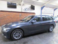 14 14 BMW 320D Bus Efficientdynam