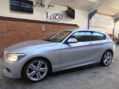 62 12 BMW 116D M Sport