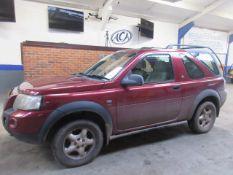 04 04 L/Rover Freelander TD4 SE Auto