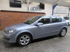 56 06 Vauxhall Astra SXI Twinport