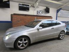 53 04 Mercedes C220 CDI Special Edtn