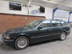 2000 BMW 523 SE Touring Auto