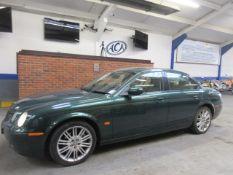 54 04 Jaguar S Type Sport Auto