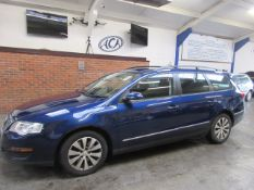 08 08 VW Passat Bluemotion TDI