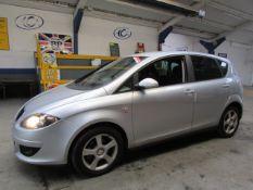 06 06 Seat Altea Sport TDI