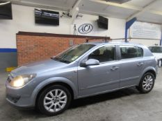 06 06 Vauxhall Astra Design Twinport