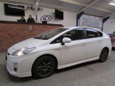 61 11 Toyota Prius 10th Anvsry VVT-I