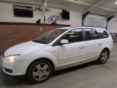 57 07 Ford Focus Style TDCI