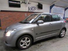 56 06 Suzuki Swift VVTS GLX Auto