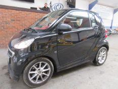 14 14 Smart Fortwo Passion MHD Auto
