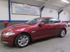 64 14 Jaguar XF Luxury D Auto