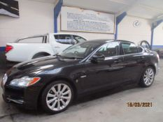 09 09 Jaguar XF S Luxury V6 Auto