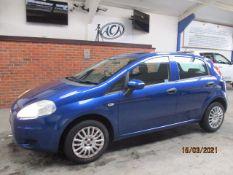09 59 Fiat Grande Punto Active 77