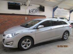 63 14 Hyundai I40 Stlye Drive CRDI