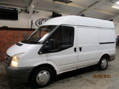 08 08 Ford Transit T260 TWD