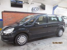 08 08 Ford S-Max TDCi