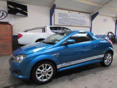54 04 Vauxhall Tigra Sport Twinport