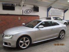 11 11 Audi A5 S Line TDI
