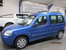 03 03 Citroen Berlingo Multispace