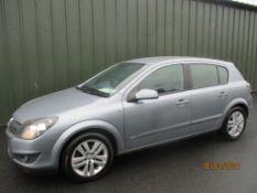 09 09 Vauxhall Astra SXI Twinport