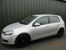 12 12 VW Golf Match TDI