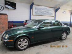 53 03 Jaguar S Type V6 SE Auto