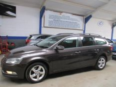 11 11 VW Passat S Bluemotion Tech