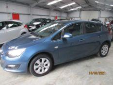 14 14 Vauxhall Astra Design