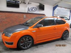 07 07 Ford Focus ST-2
