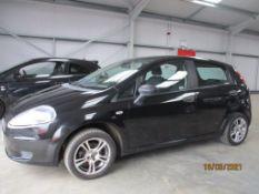 06 06 Fiat Punto Active
