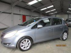 09 09 Vauxhall Corsa Design
