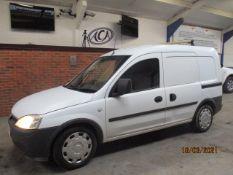 09 09 Vauxhall Combo 2000 CDTi