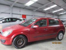 06 06 Vauxhall Astra Life Twinport
