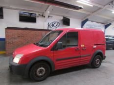 06 06 Ford Transit Connect
