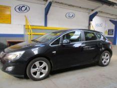 12 12 Vauxhall Astra SRI CDTI