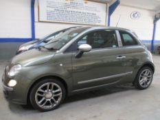 59 09 Fiat 500 By Diesel