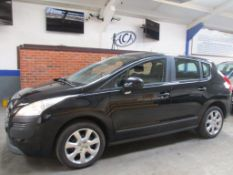60 11 Peugeot 3008 Active HDI