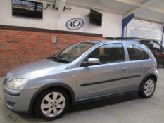 05 05 Vauxhall Corsa SXi T-Port