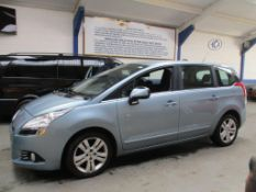 12 12 Peugeot 5008 Active E-Hdi S-A