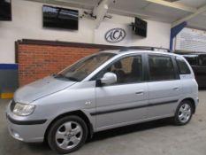 09 09 Hyundai Matrix Style