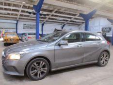 67 17 Mercedes A180 D Sport