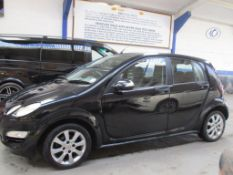 55 05 Smart Forfour Spec ed Coolstyl